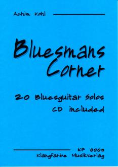 Bluesmans Corner 1  + CD