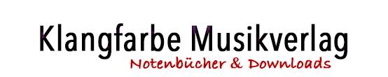 Klangfarbe Noten Shop-Logo