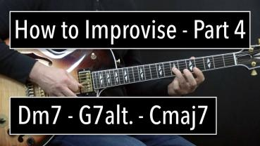 How to improvise  - Part 4