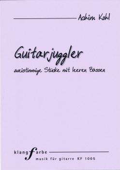 Guitarjuggler + CD