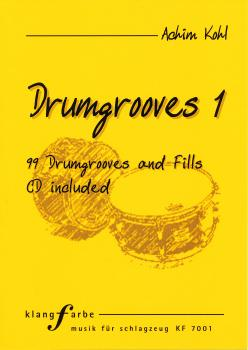 Drumgrooves 1 + CD