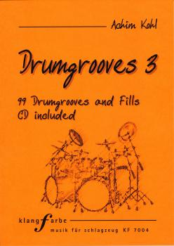 Drumgrooves 3 + CD