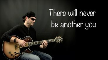There will never be another you - Jazz Guitar Solo - Achim Kohl